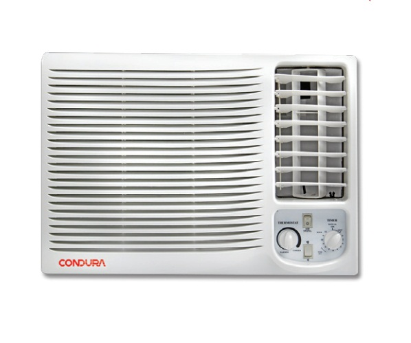 Condura wconh024ed for 2 5 hp window type aircon