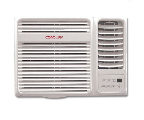 Condura wconh024ee for 2 5 hp window type aircon