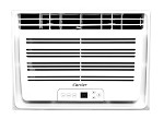 CARRIER WCARZ006EE - 0.5HP  (Remote -TD) Window Type Aircon