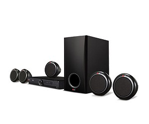 (SOLD OUT) LG DH-3140S - DVD HOME THEATER SYSTEM