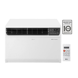 LG LA100EC  1.0HP (Remote) Window Type Inverter Aircon