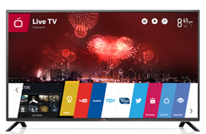 (SOLD OUT) LG 32LF595B  32inch  Smart TV