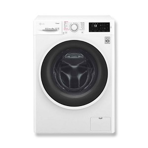 LG  FC1206N4W  6.0kg  FRONT LOAD WASHER