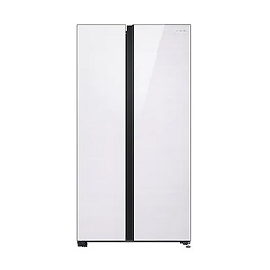 SAMSUNG RS62R50011L  24.7 cu.ft.  Side by Side Refrigerator